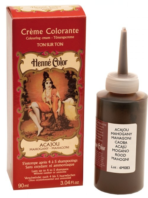 mahogany - Henne Color Acajou